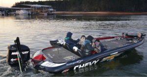 Texas Bass Boat