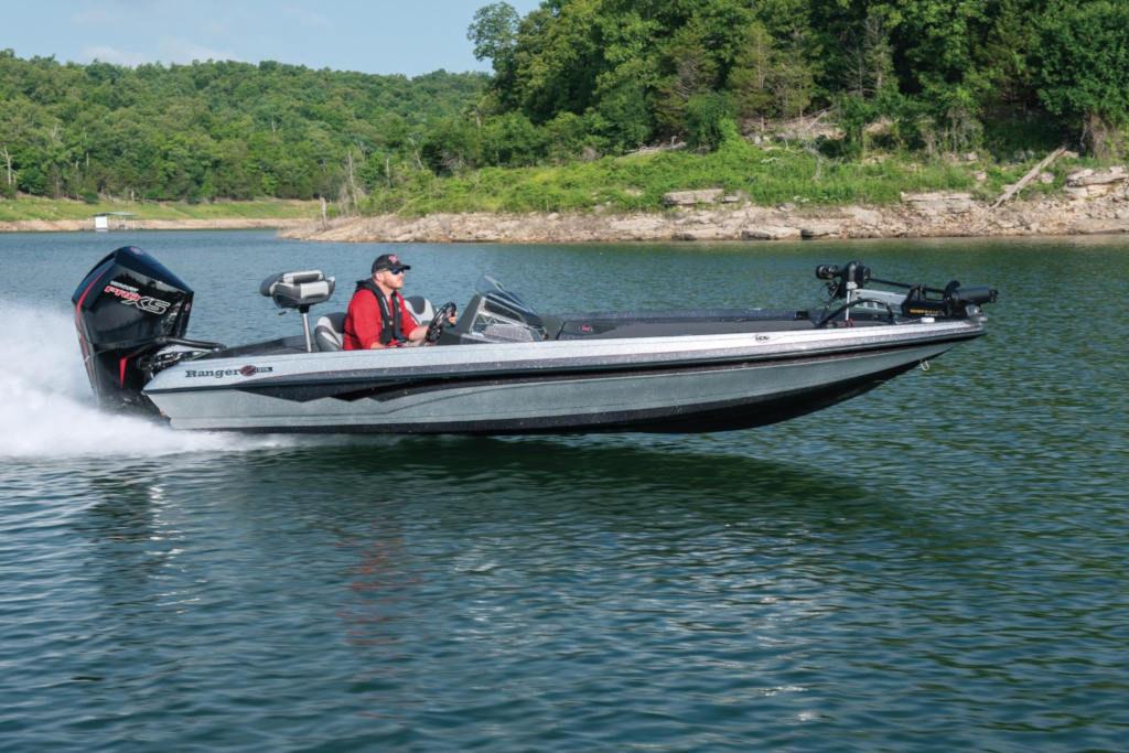 Ranger Z519L Bass Boat