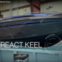 Skeeter Boats React Keel